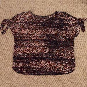 Apt 9 Size Medium Polyester Top